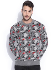 FILA Grey Dane Sweater