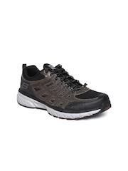 Skechers Men Brown Geo-Trek Outdoor Shoes