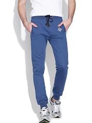 Status Quo Blue Track Pants
