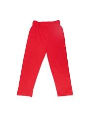 SWEET ANGEL Kids Red Track Pants