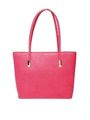 Cappuccino Pink Shoulder Bag
