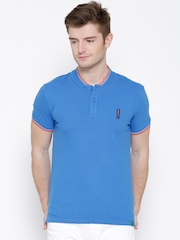 United Colors of Benetton Blue T-shirt
