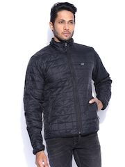 Wildcraft Black Lightweight Padded Jacket