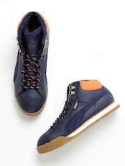 PUMA Men Navy 1948 Mid Rugged Casual Shoes