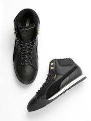 PUMA Men Black 1948 Mid Rugged Casual Shoes
