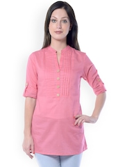 Florrie Fusion Pink Tunic