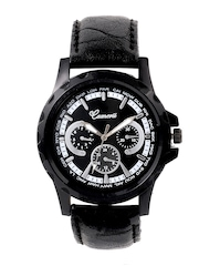 Camerii Men Black Dial Watch WM191