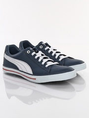 Puma Men Blue Salz II Ind Casual Shoes