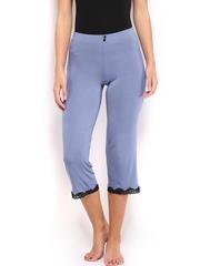 Amante Women Blue Lounge Pants SGLC02