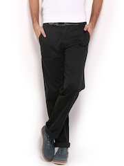 Timberland Men Black Regular Fit Oakham Chinos