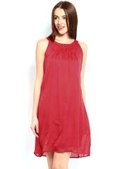 Jealous 21 Red A-line Dress