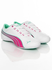 Puma Women White Soleil FS Casual Shoes