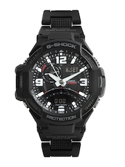 CASIO G-Shock Men Black Analogue & Digital Watch G444