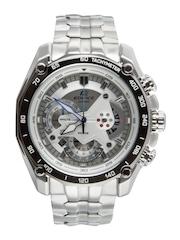 Casio Edifice Men Silver Analogue Watches (ED391) EF-550D-7AVDF