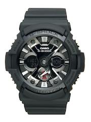 Casio G-Shock Men Black Analogue-Digital Watches (G362) GA-201-1ADR