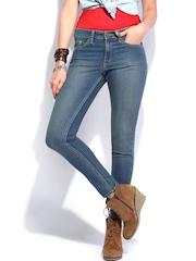 Roadster Women Blue Skinny Fit Jeans