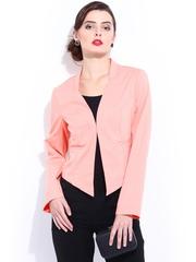 D Muse Women Light Pink Chic Jacket