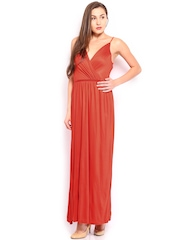 French Connection Red Maxi Dress