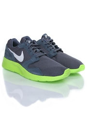 Nike Men Grey Kaishi Run NSW Casual Shoes