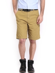 Timberland Men Brown Oakham Chino Shorts
