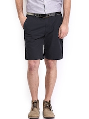 Timberland Men Charcoal Grey Shorts