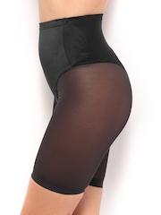 Triumph Black Tummy & Thigh Shapewear 401I775