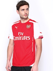 Puma Men Red AFC Home Replica T-shirt