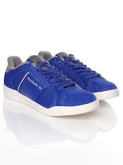 Reebok Classic Men Blue NPC II Retro Lite Casual Shoes