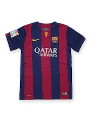 Nike Maroon FCB Home Stadium    Football  Tshirts