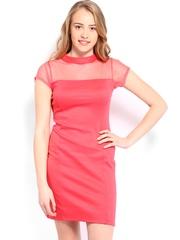 Jealous 21 Pink Shift Dress