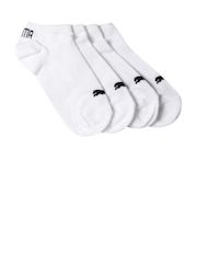 PUMA Kids Set of 2 White Invisible Sneakers 2p Sports Socks