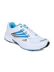 Force 10 by Liberty Men White LIS-1502 Sports Shoes