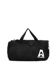 Kook N Keech Unisex Black Disney Duffle Bag