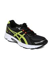 ASICS Men Black GEL-GALAXY 7 Running Shoes