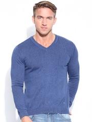 Celio Men Blue Sweater