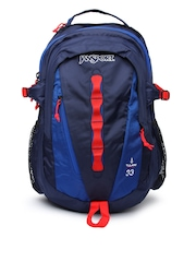 Jansport Unisex Blue Tulare Backpack