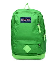 Jansport Unisex Green All Purpose Backpack