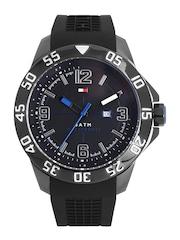 Tommy Hilfiger Men Black Dial Watch TH1790983J
