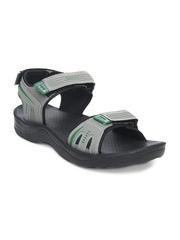 Sparx by Bata Men Grey Sports Sandals
