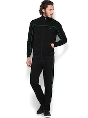 Proline Men Black Tracksuit
