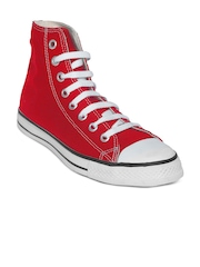 Converse Unisex Red Casual Shoes