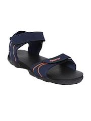 Men Navy Sports Sandals Sparx