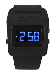 Fastrack Digitals Men Black LED Digital Watch 38011PP01J
