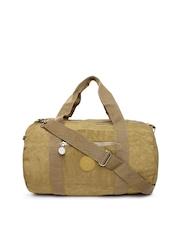 Kook N Keech Disney Unisex Khaki Duffle Bag
