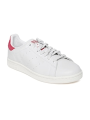 Men Off-White Stan Smith Leather Casual Shoes Adidas Originals