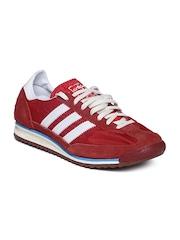 Adidas Originals Men Red SL72 Casual Shoes