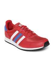 Adidas Originals Men Red Adistar Racer Casual Shoes
