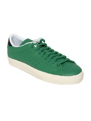 Adidas Originals Men Green MCN Match Play 84-Lab Leather Casual Shoes