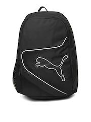 Puma Men Black PowerCat 5.12 Football Backpack