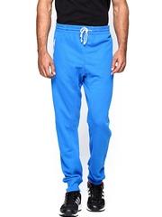 Adidas Originals Men Blue Cuff Track Pants